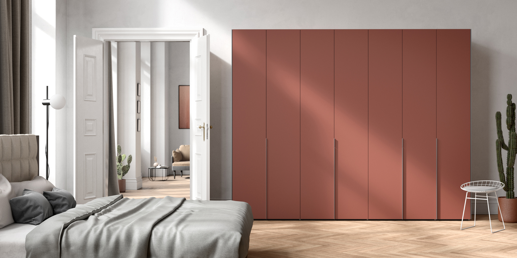 Wardrobe for bedrooms